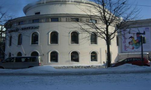 Zdjęcie FINLANDIA / stolica / Helsinki / teatr