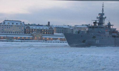 Zdjęcie FINLANDIA / stolica / Helsinki / statek