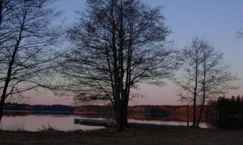 Zdjecie FINLANDIA / południe / Valkeakoski / wschód słońca