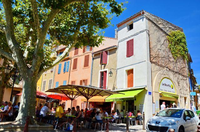 Zdjęcia: Cassis, Prowansja, Cassis, miescina jak St.Tropez, FRANCJA