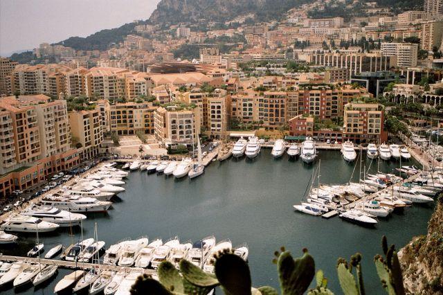 Zdjęcia: Monaco, Lazurowe Wybrzeże, Lazurowe Wybrzeże, FRANCJA