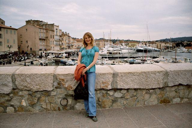 Zdj�cia: St Tropez, Lazurowe Wybrze�e, Lazurowe Wybrze�e, FRANCJA