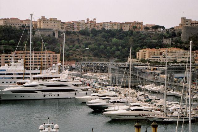 Zdj�cia: Monaco - Monte Carlo, Lazurowe Wybrze�e, Lazurowe Wybrze�e, FRANCJA