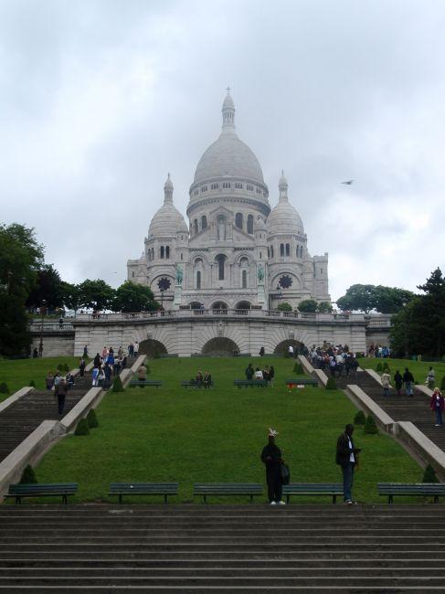 Zdjęcia: Paryż, Montmartre, FRANCJA