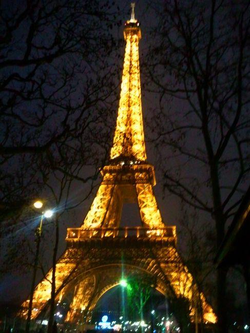 Zdjęcia: Paryż, konkurs Wieża Eiffla nocą, FRANCJA