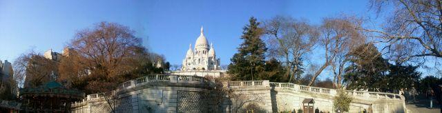 Zdjęcia: Paryż, Bazylika Sacré-Coeur , FRANCJA