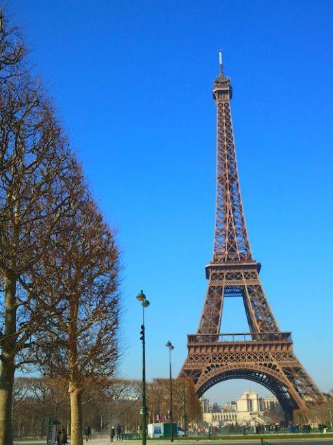 Zdjęcia: Paryż, Wieża Eiffla , FRANCJA