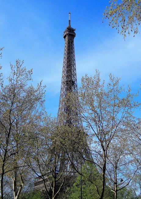 Zdjęcia: Paryż, wiosenny Paryż, FRANCJA