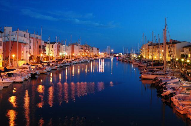 Zdjęcia: La Cap de Agde, Langwedocja, Morze, FRANCJA