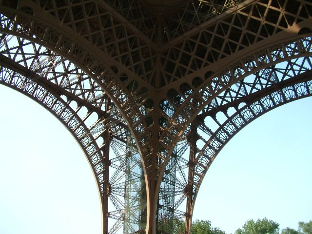Zdjęcia: wieza, Paryz, ot - Noga!, FRANCJA