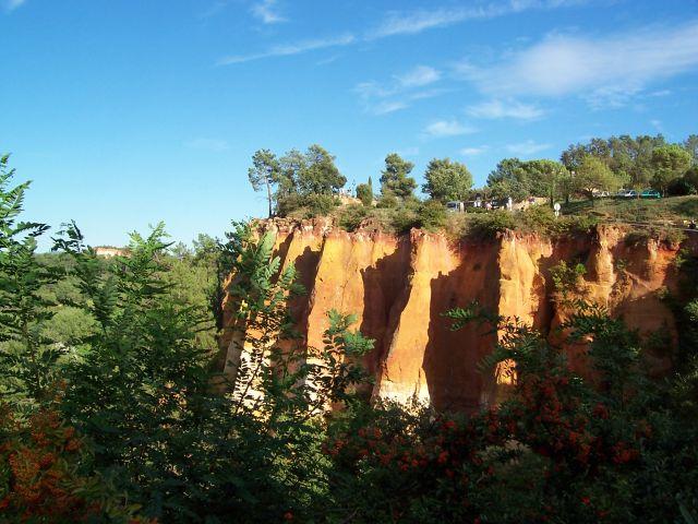 Zdjęcia: Roussillon, Prowansja, Roussillion, FRANCJA