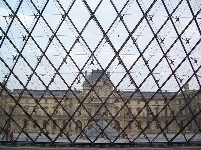 Zdjęcia: Luwr, Paryż, Louvre, FRANCJA