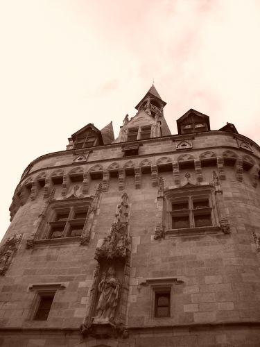 Zdjęcia: Bordeaux / Grosse Cloche, Akwitania, Dzwonnica w Bordeaux, FRANCJA