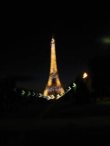 Zdj�cia: wie�a Eiffla, one night in Paris :), FRANCJA