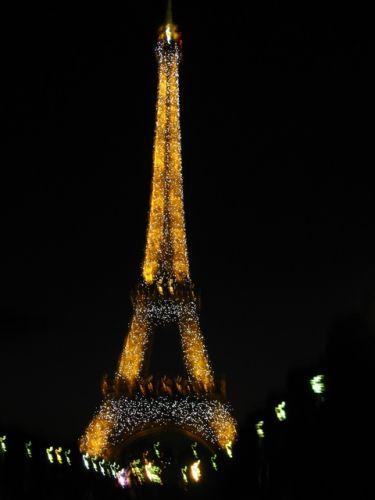 Zdjęcia: wieża Eiffla, one night in Paris :), FRANCJA