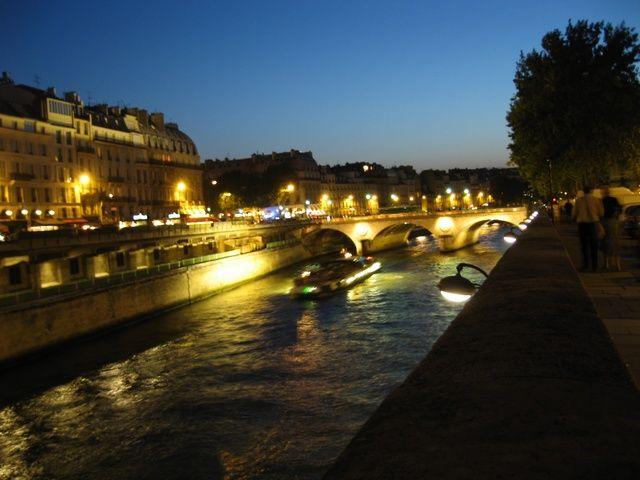 Zdjęcia: Sekwana, one night in Paris :), FRANCJA