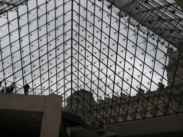 Zdj�cia: Luwr, Pary�, FRANCJA