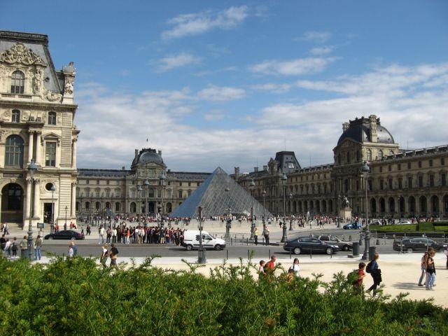 Zdjęcia: Luwr, Paryż, FRANCJA