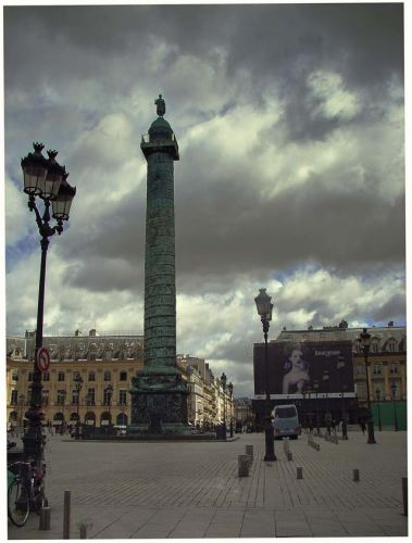 Zdjęcia: Paryż , Paryż, ulice Paryża 2, FRANCJA