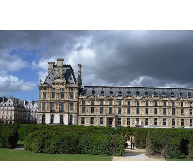 Zdjęcia: Paryż-Luwr , Paryż, ..., FRANCJA