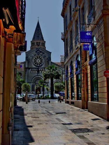 Zdjęcia: Marsylia, Prowansja, uliczka, FRANCJA