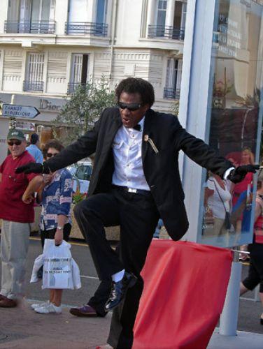 Zdjęcia: podczas festiwali filmowego na Lazurowym Wybrzeżu Cannes., Prowansja , artyści ...., FRANCJA