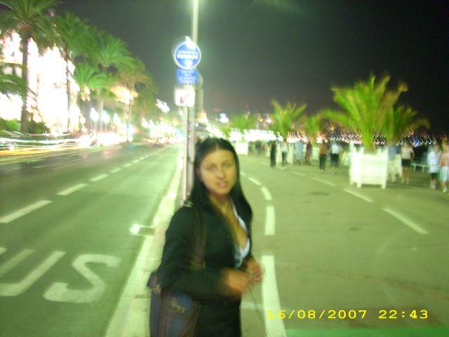 Zdjęcia: Nicea, Nocna Nicea, FRANCJA