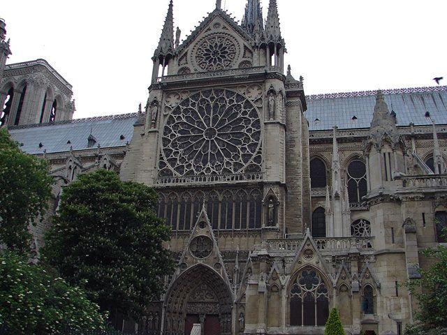 Zdjęcia:  Notre-Dame, Paryż, Notre-Dame, FRANCJA