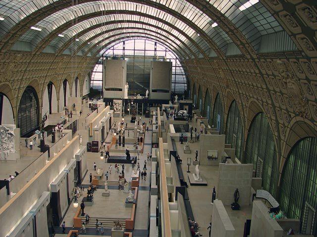 Zdjęcia: Muzeum D'Orsay, -Paryz, Muzeum D'Orsay, FRANCJA