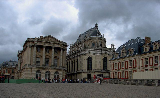 Zdjęcia: Wersal, Paryż, Wersal, FRANCJA