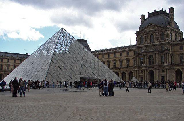 Zdjęcia: Luwr, Paryż, ..., FRANCJA