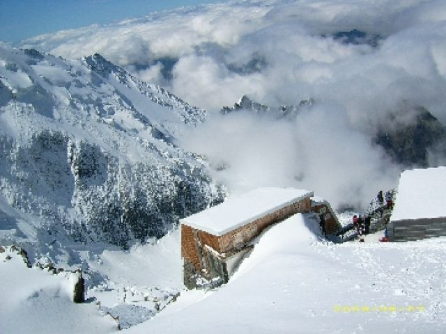Zdj�cia: Mont  Blanc, Chamonix, Mont Blanc, FRANCJA