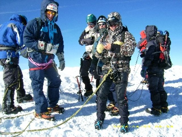 Zdjęcia: Mont Blanc, Chamonix, Mont Blanc, FRANCJA