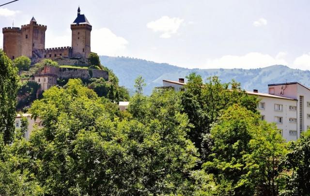 Zdjęcia: Foix, Midi-Pyrénées, Foix, FRANCJA