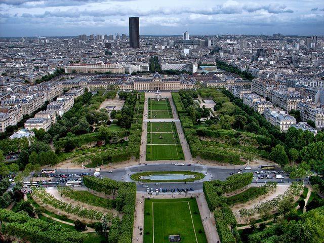 Zdjęcia: Paryż, Paryż , miasto, FRANCJA