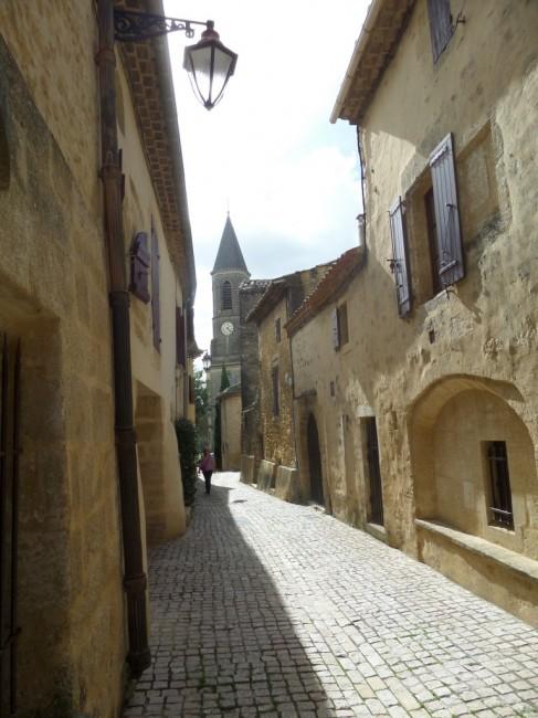Zdjęcia: Castillion du Gard, Langwedocja, sredniowieczna wioska, FRANCJA