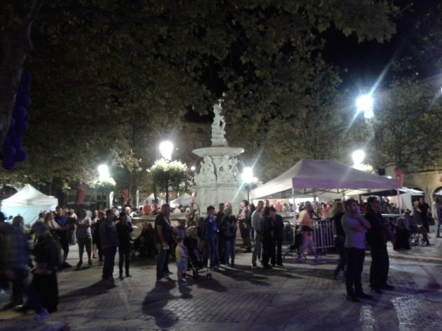 Zdjęcia: Carcassonne, Langwedocja, Carcassonne fiesta, FRANCJA