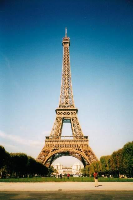 Zdjęcia: Paryz, Wieza Eifla, FRANCJA