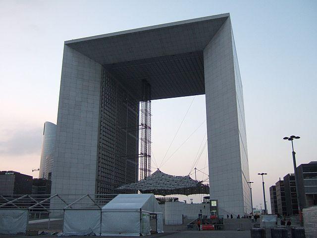Zdjęcia: Paryż, Francja, Grande Arche-La Defense, FRANCJA