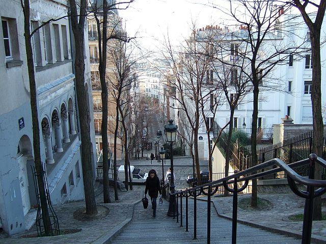 Zdjęcia: Paryz, Francja, okolice bazyliki Sacre Coeur, FRANCJA