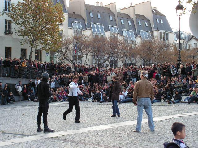 Zdjęcia: Paryż, Japończycy w Paryżu, FRANCJA