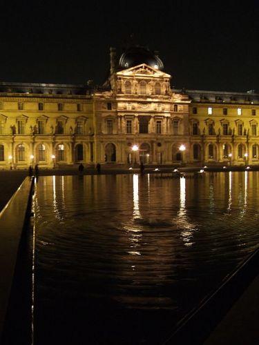 Zdjęcia: Paryż, Muzeum Luwr, FRANCJA