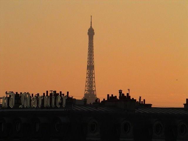 Zdj�cia: Pary�, Wie�a Eiffla, FRANCJA