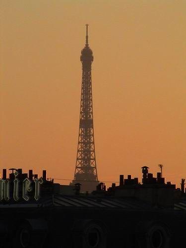 Zdjęcia: Paryż, Wieża Eiffla_2, FRANCJA