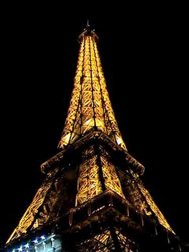 Zdjęcia: Paryż, Wieża Eiffla_5, FRANCJA