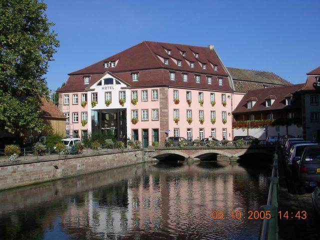 Zdj�cia: Strasburg, Francja/Alzacja, podr�e Ogrusia, FRANCJA