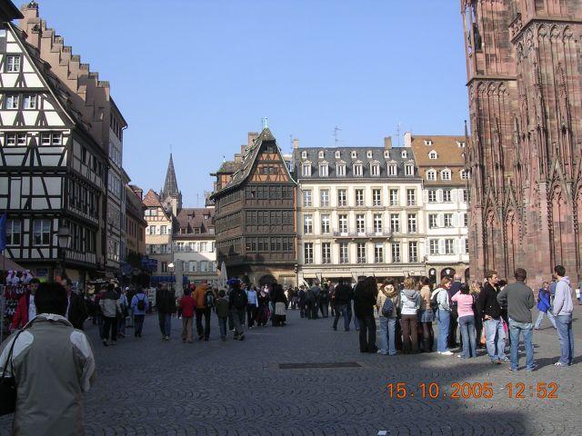 Zdjęcia: Strasburg, Francja/Alzacja, uliczki, FRANCJA