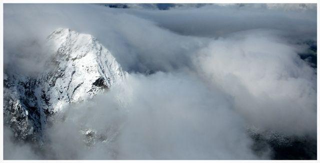 Zdjęcia: Masyw Mont Blanc, Alpy Graickie, Gdzie jest kres ?, FRANCJA