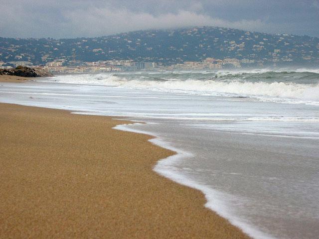 Zdj�cia: okolice Sete, Wybrze�e za Sete, FRANCJA