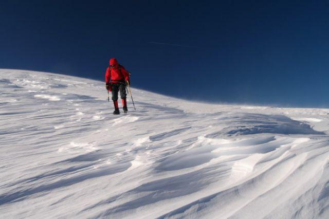 Zdjęcia: Mt Blanc, zima, FRANCJA
